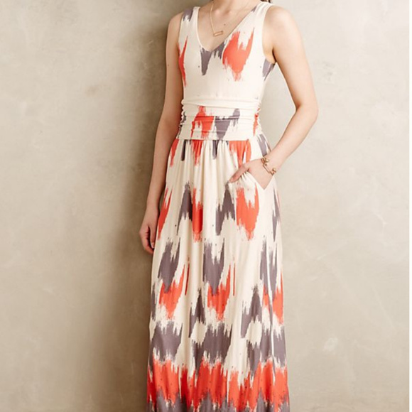 d037e4698313 Anthropologie Dresses   Skirts - Sabine Maxi dress from Maeve (Anthro) XSP